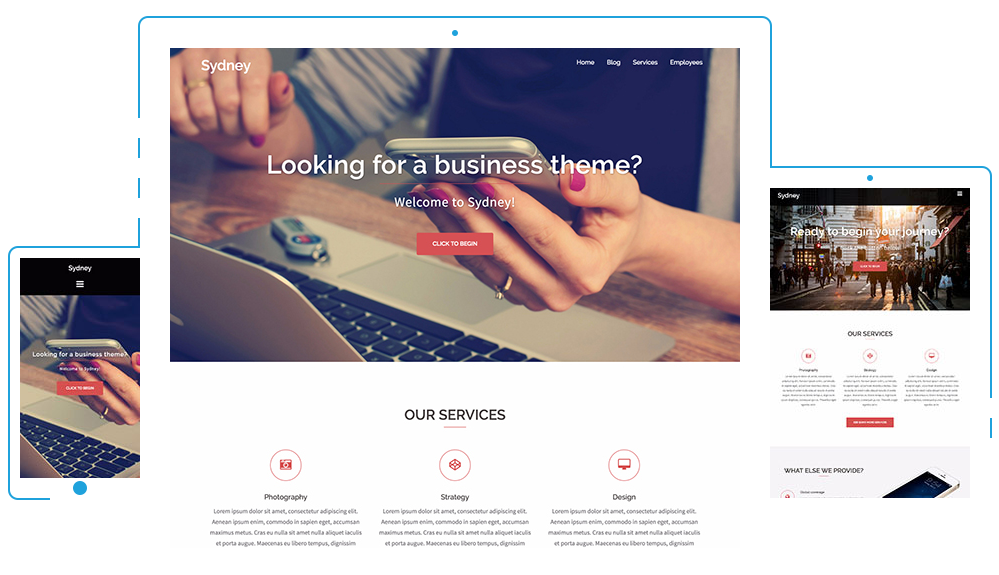 15+ Best responsive WordPress themes | WP Review Team