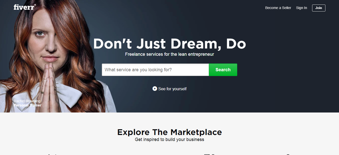 Fiverr, Freelance job Sites, Freelancer , Freelancing Sites, Best Freelancing sites, Sites for Freelancer