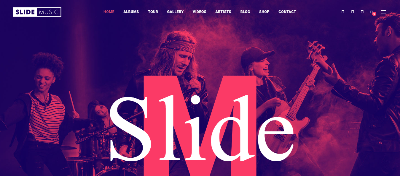 Slide, Premium WordPress themes