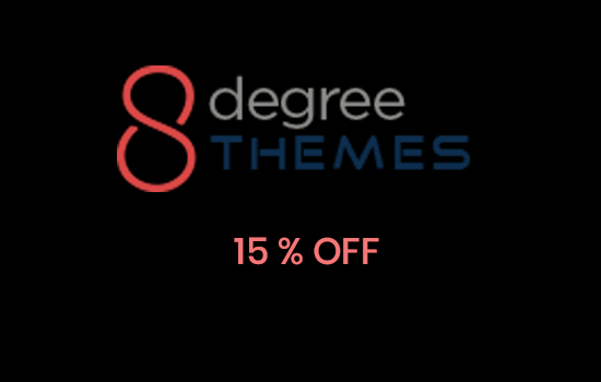 8 Degree Themes coupon