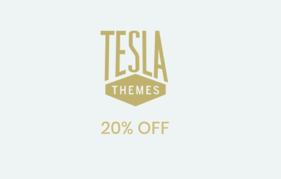 Teslatheme Coupon and deals