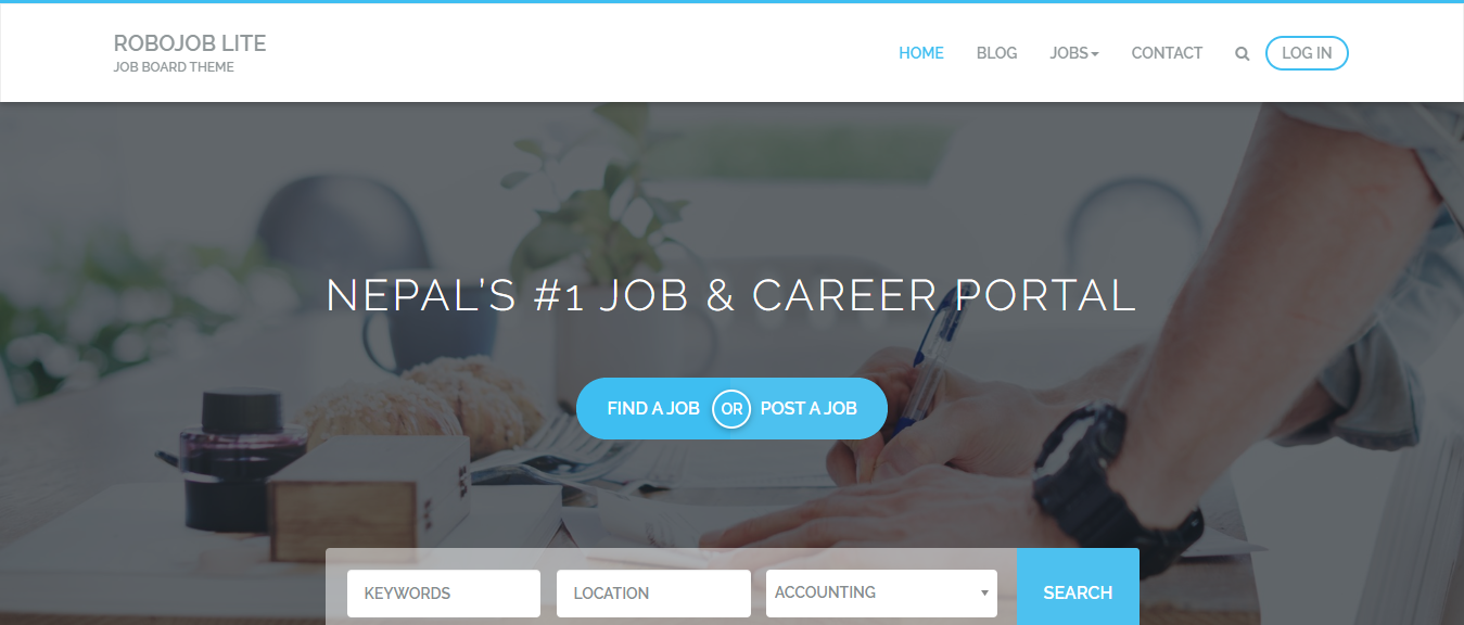 RobojobLite-free-best-Job-portal-WordPress-theme-Codethemes