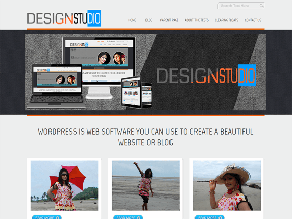 D5Design-best-free-WordPress-themes-graphic-designers-Codethemes