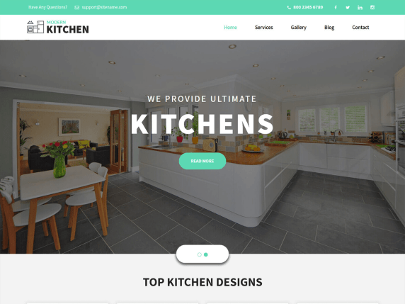 KitchenDesign-responisve-Codethemes